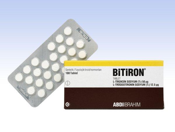 Bitiron 100 Tab